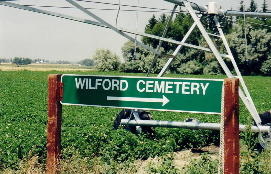 Wilford, Fremont County